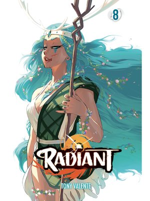 cover image of Radiant, Volume 8