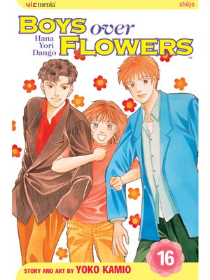 cover image of Boys Over Flowers, Volume 16