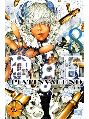 cover image of Platinum End, Volume 8