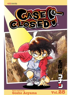 cover image of Case Closed, Volume 28
