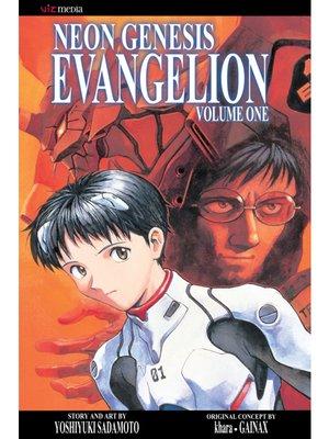 cover image of Neon Genesis Evangelion, Volume 1