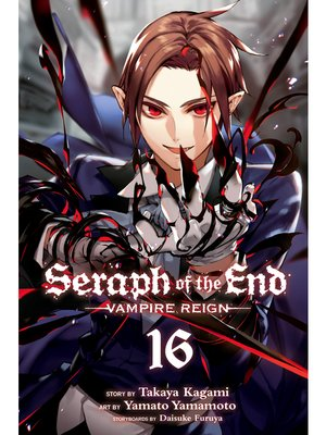 cover image of Seraph of the End, Volume 16