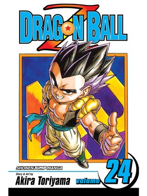 cover image of Dragon Ball Z, Volume 24