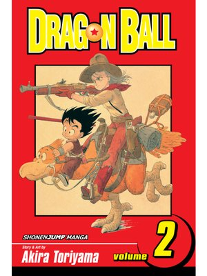 cover image of Dragon Ball, Volume 2