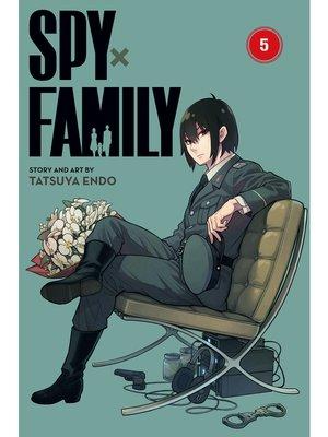 cover image of Spy x Family, Volume 5