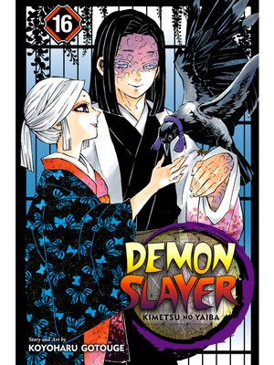 cover image of Demon Slayer: Kimetsu no Yaiba, Volume 16