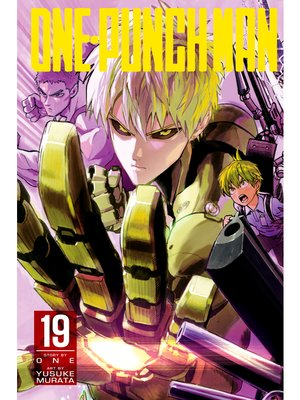 cover image of One-Punch Man, Volume 19