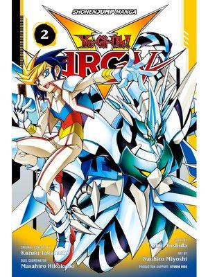 cover image of Yu-Gi-Oh! Arc-V, Volume 2