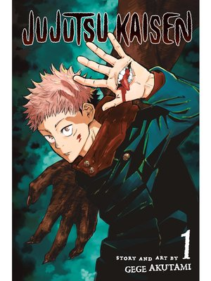 cover image of Jujutsu Kaisen, Volume 1