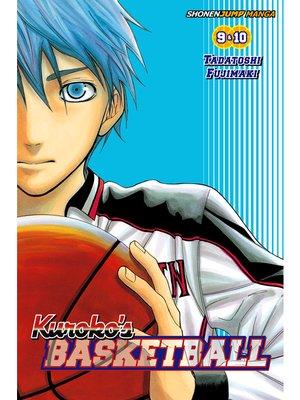 cover image of Kuroko's Basketball, Volume 5