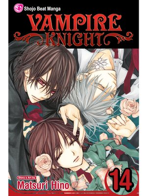 cover image of Vampire Knight, Volume 14