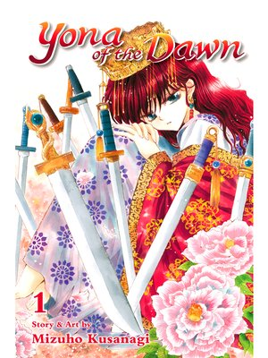 cover image of Yona of the Dawn, Volume 1