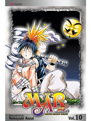 cover image of MÄR, Volume 10
