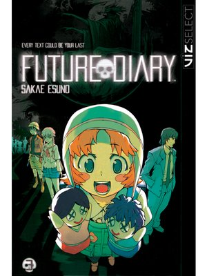 cover image of Future Diary, Volume 3