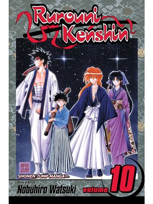 cover image of Rurouni Kenshin, Volume 10