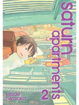 cover image of Saturn Apartments, Volume 2