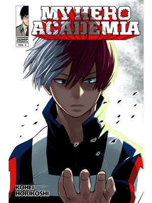 cover image of My Hero Academia, Volume 5