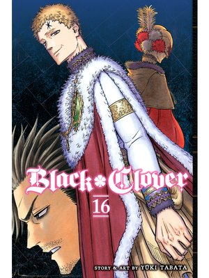 cover image of Black Clover, Volume 16