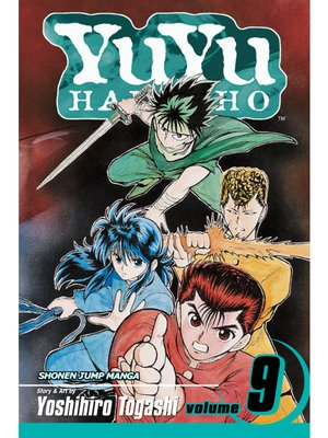 cover image of YuYu Hakusho, Volume 9