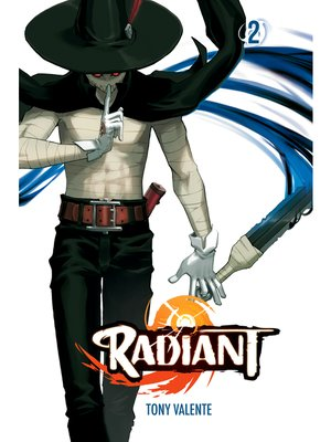 cover image of Radiant, Volume 2