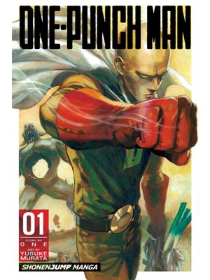 cover image of One-Punch Man, Volume 1