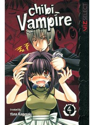 cover image of Chibi Vampire, Volume 4