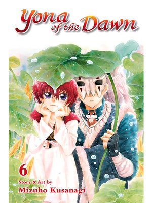 cover image of Yona of the Dawn, Volume 6