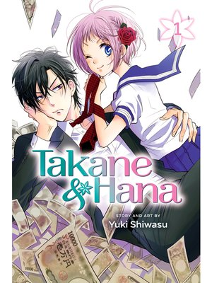 cover image of Takane & Hana, Volume 1