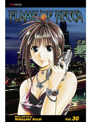 cover image of Flame of Recca, Volume 30