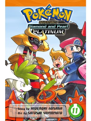cover image of Pokémon Adventures, Volume 40
