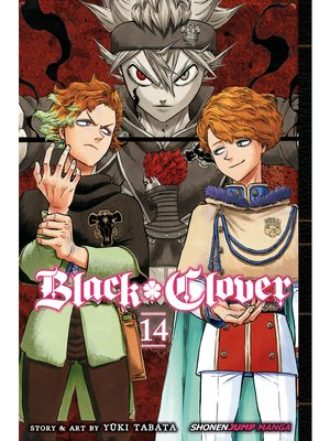 cover image of Black Clover, Volume 14