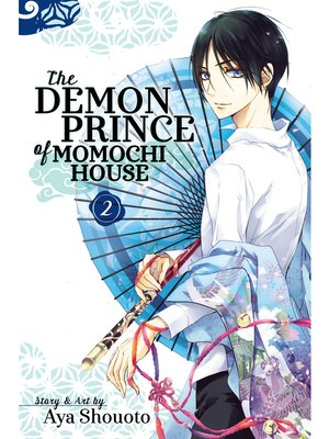 cover image of The Demon Prince of Momochi House, Volume 2