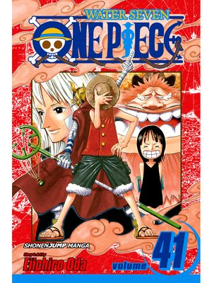 cover image of One Piece, Volume 41