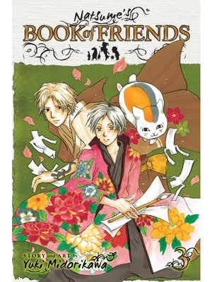 cover image of Natsume's Book of Friends, Volume 3