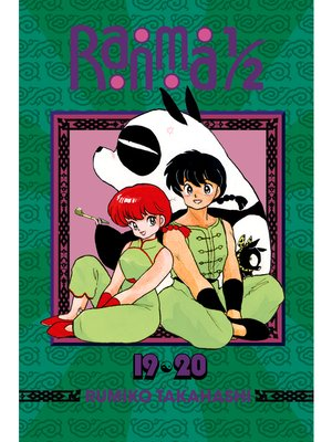 cover image of Ranma 1/2 (2-in-1 Edition), Volume 10