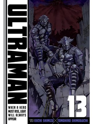 cover image of Ultraman, Volume 13