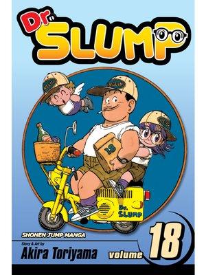 cover image of Dr. Slump, Volume 18