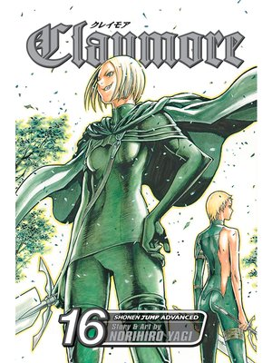 cover image of Claymore, Volume 16