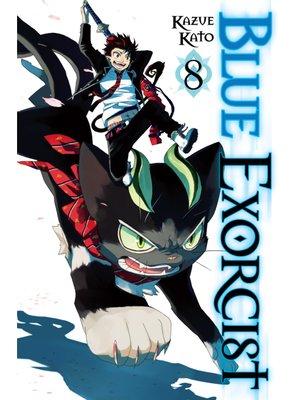 cover image of Blue Exorcist, Volume 8