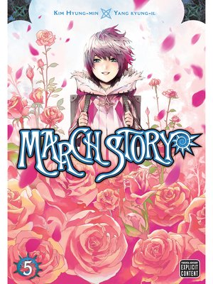 cover image of March Story, Volume 5