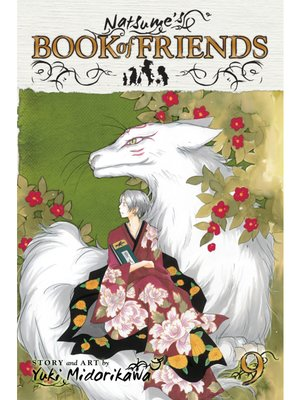 cover image of Natsume's Book of Friends, Volume 9