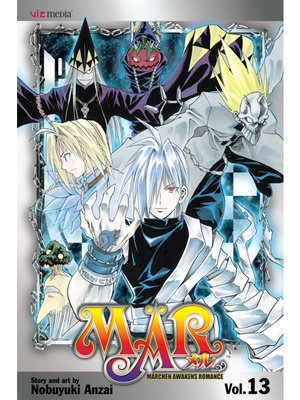 cover image of MÄR, Volume 13