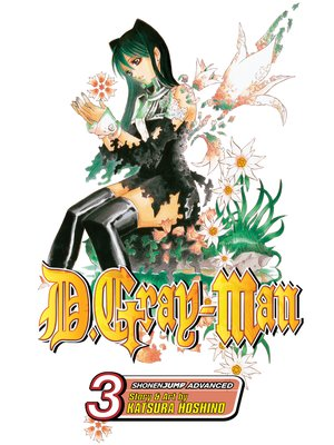 cover image of D.Gray-man, Volume 3