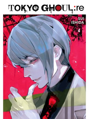 cover image of Tokyo Ghoul: re, Volume 4