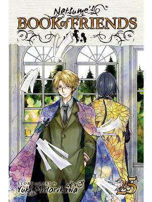 cover image of Natsume's Book of Friends, Volume 25