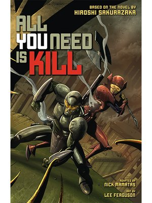 cover image of All You Need Is Kill