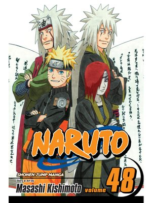 cover image of Naruto, Volume 48