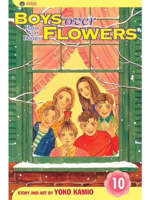 cover image of Boys Over Flowers, Volume 10