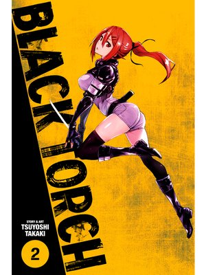 cover image of Black Torch, Volume 2