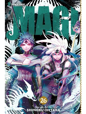 cover image of Magi: The Labyrinth of Magic, Volume 26